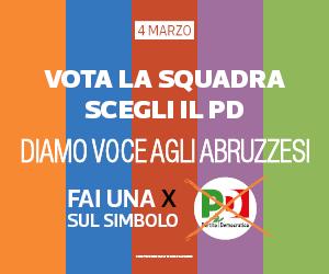 Vota la Squadra scegli il Pd