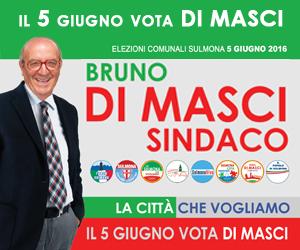 Bruno Di Masci Sindaco