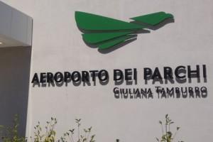 Aeroporto dei parchi L'Aquila