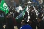 Agricoltori protesta piazza imu agricola