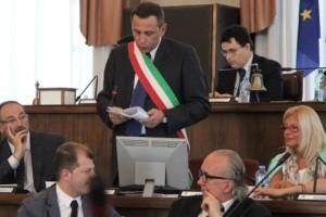 Alessandrini Consiglio Comunale Pescara