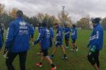 Serie B, scattano gli allenamenti di gruppo