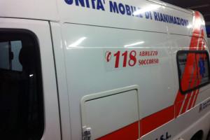 Ambulanza asl usl Abruzzo Notizie (1)