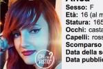 Sedicenne scomparsa a Vasto, appello dei genitori