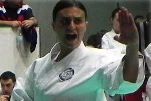 Antonella Sciannella Karate