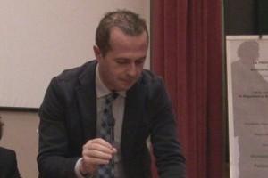 Antonio Di marco Presidente Provincia Pescara