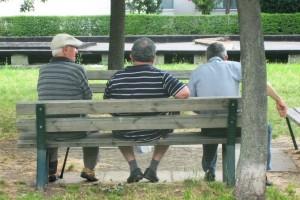 Anziani dialetto Abruzzo