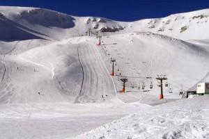 Aremogna Pratello pista sci alto sangro neve impianti risalita