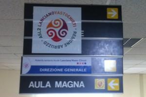 Asl 2 Chieti lanciano Vasto Abruzzo Notizie