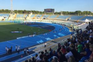 Atletica leggera stadio Adriatico Abruzzo Notizie