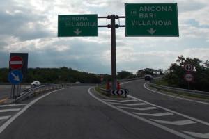 Autostrada a24 a25 Casello Abruzzo Notizie