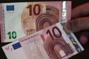 Banconota nuova dieci euro