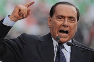 Berlusconi arrabbiato