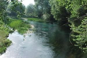 Bussi sul tirino fiume pescara