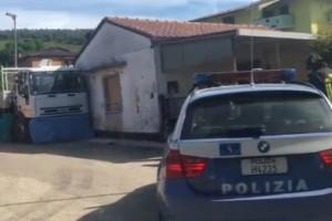 Camion polizia