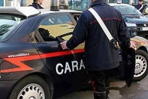 Carabinieri la destra colonnella