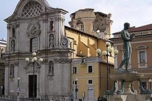 Chiesa anime sante l'aquila