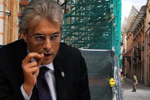 Chiodi Imprese Terremoto L'Aquila Abruzzo Notizie
