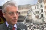 Chiodi cratere terremoto ricostruzione priorità Abruzzo