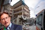 Cialente casa dello studente Terremoto L'Aquila