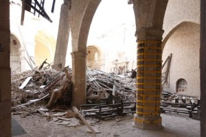 Collemaggio terremoto L'AQuila