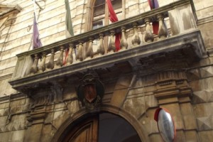 Comune sulmona palazzo san francesco