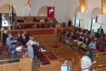 Consiglio regionale abruzzo tagli riduzione assessori
