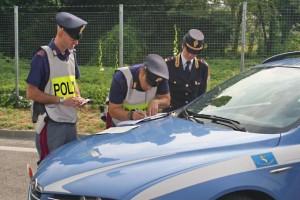 Controlli L'aquila rca assicurazione polizia