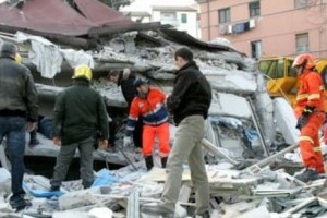 Convitto L'aquila terremoto crollo