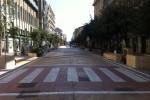 Corso Vittorio torna alle origini, di nuovo a doppio senso