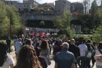 Metanodotto Snam, migliaia di persone per ribadire il No
