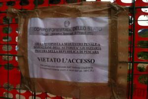 Discarica Val Pescara 1 Bussi Abruzzo Notizie