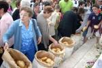 Distribuzione pane Pescara