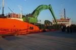 Dragaggio porto Pescara arresti testa