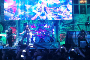 Dream Theater Pescara Rock
