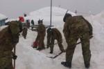 Esercito neve