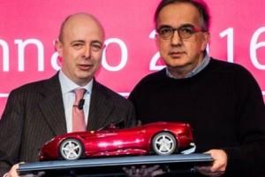 Ferrari borsa