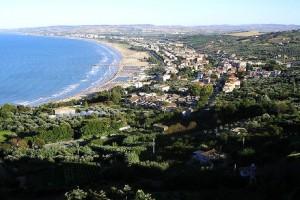 Francavilla ortona confini Luciani sindaco