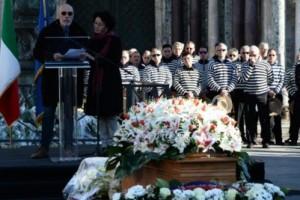 Funerale Solesin Valeria