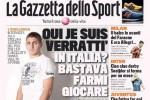 Gazzetta dell Sport Verratti Psg Pescara