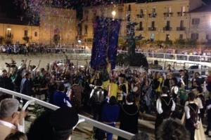 Giostra Sulmona Festa Tomba