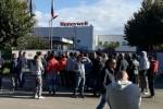 Honeywell, confermati i trecento licenziamenti