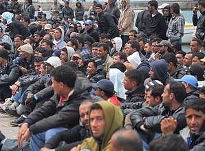 I migranti saranno distribuiti in Europa