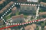 L'Aquila via xx settembre banca d'italia belvedere
