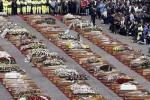 LAquila vittime terremoto Bosco Memoria