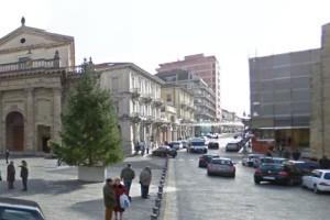 Lanciano corso centro storico