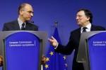 Letta deficit italia