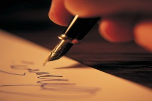 Libro Penna scrive