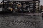 La pioggia non dà tregua, litorale in ginocchio