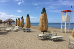 Coronavirus, prenotazioni in spiaggia grazie ad una app